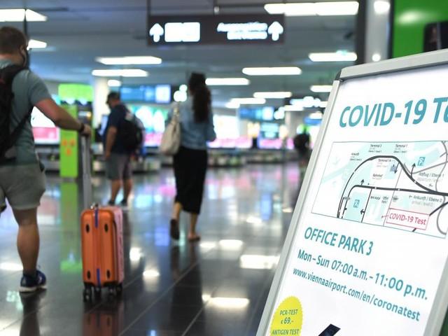 Halb soviel Fluggäste in Wien Schwechat wie im Sommer 2019