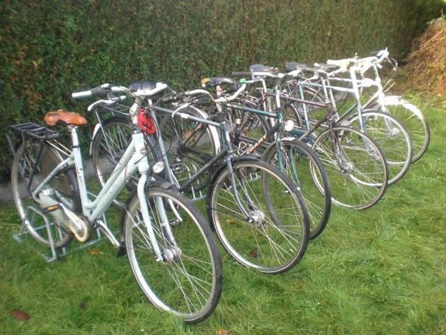 6 gute Räder für Bastler - ZUSAMMEN 160 €! in Neukirchen-Vluyn