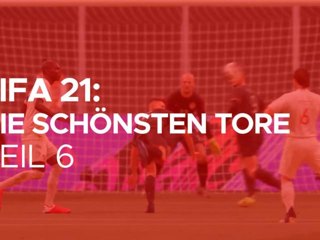 FIFA 21: Diese Treffer sind unglaublich