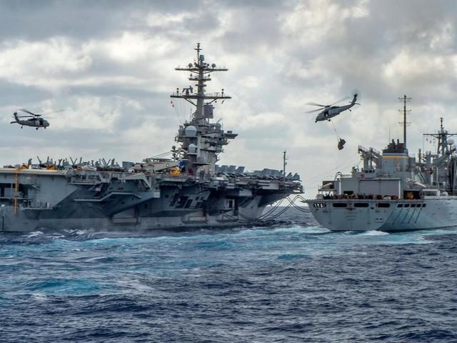 """Der Iran wirft den USA eine """"inakzeptable Eskalation"""" vor"""