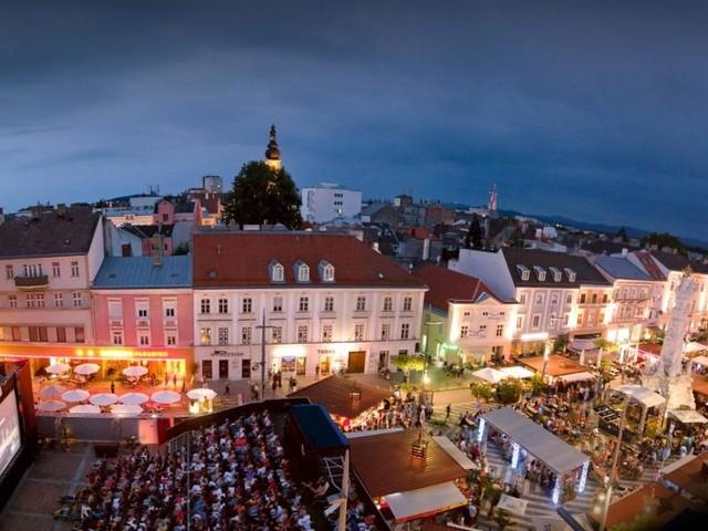 Kino und Open-Air-Konzerte in St. Pölten diesen Sommer