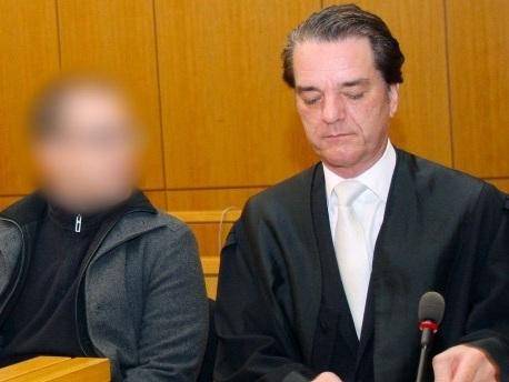 """Keine Sicherungsverwahrung, aber über vier Jahre Haft für """"Brummi-Andi"""""""