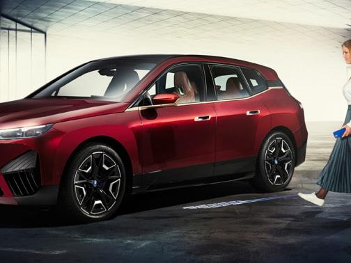 BMW Digital Key Plus bringt CarKey-Funktionen über Ultrabreitband