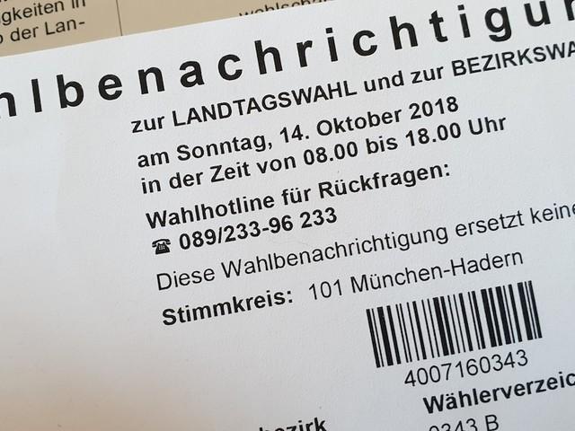 Bundestagswahl am 26. September - Wahlbenachrichtigung verloren? So können Sie Ihre Stimme trotzdem abgeben