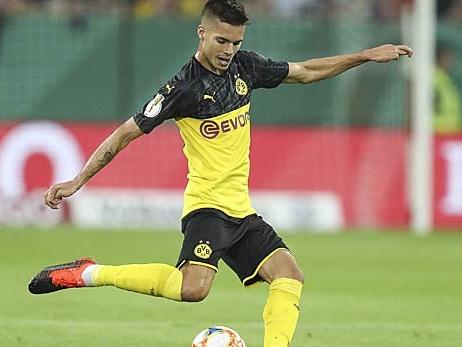 """Bundesliga: Weigl über Titelkampf: """"Wollen den Druck"""""""
