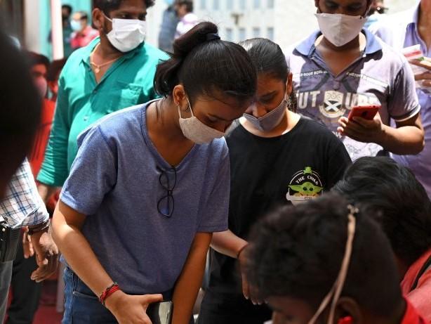 "Coronavirus: Neue ""Delta Plus""-Variante: Indiens Behörden besorgt"