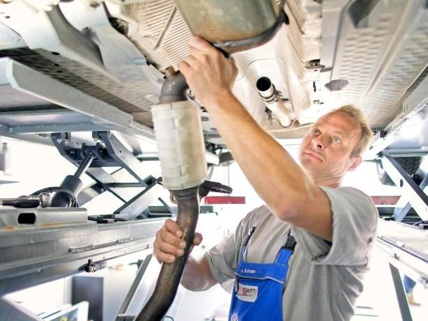 Dieselautos: So könnte die Diesel-Lösung der Bundesregierung aussehen