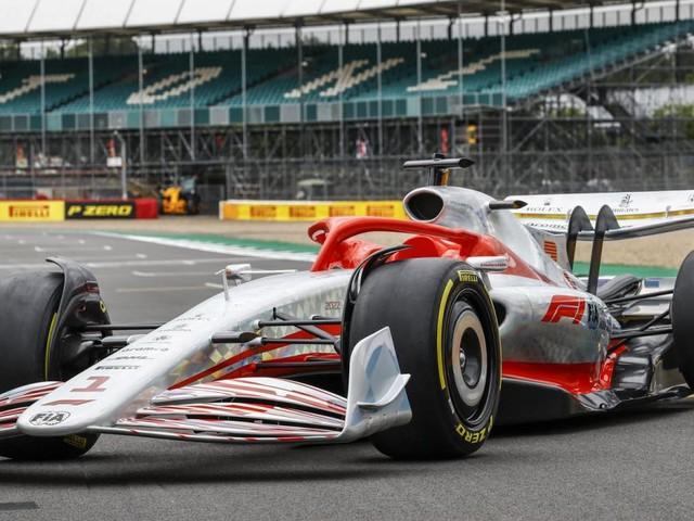 Warum die Formel 1 ab 2022 langsamer wird