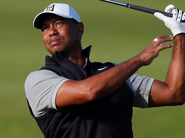 British Open im Golf: das große Rätsel Tiger Woods