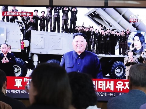Erneute Provokation: Nordkorea feuert erneut Raketen ab