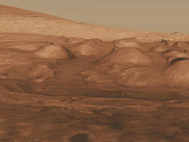 """""""Seltsames Bauwerk"""" auf Mars entdeckt - Nasa-Forscherin """"verwirrt"""""""