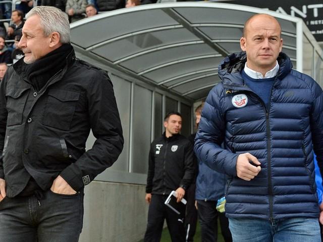 Fußball: Hansa Rostock: Dotchev und Thiele sofort weg