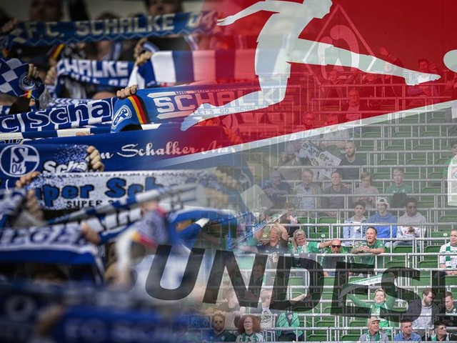 Schalke bis Werder: Zweitligisten planen zum Start mit über 100.000 Fans