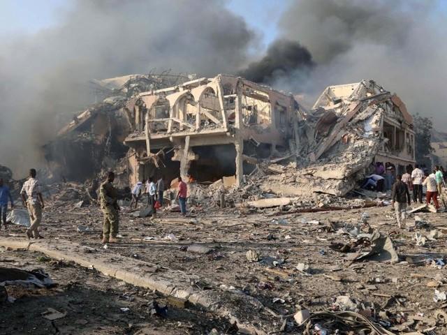 Somalia: US-Militär tötet 60 Al-Shabab-Kämpfer