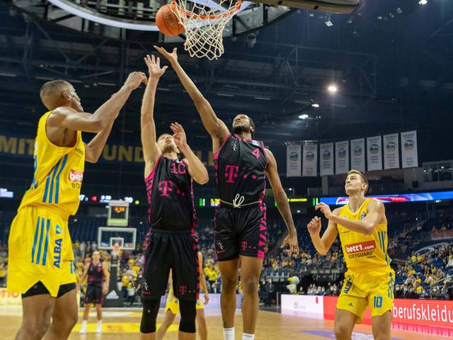 Basketball: BBL-Start: Alba verliert Krimi in eigener Halle