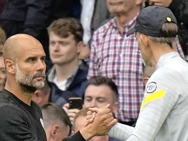 """Endlich überlistet: Guardiola siegt mit City im """"Oil Firm Derby"""" bei Chelsea"""