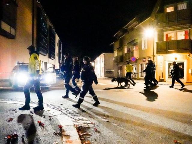 Entsetzen nach Gewalttat mit mehreren Toten in Norwegen