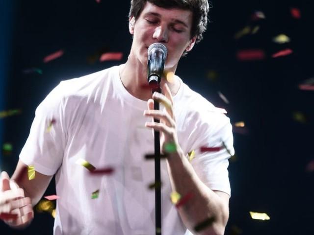 Im Interview: Der Sänger spricht über sein Familienleben