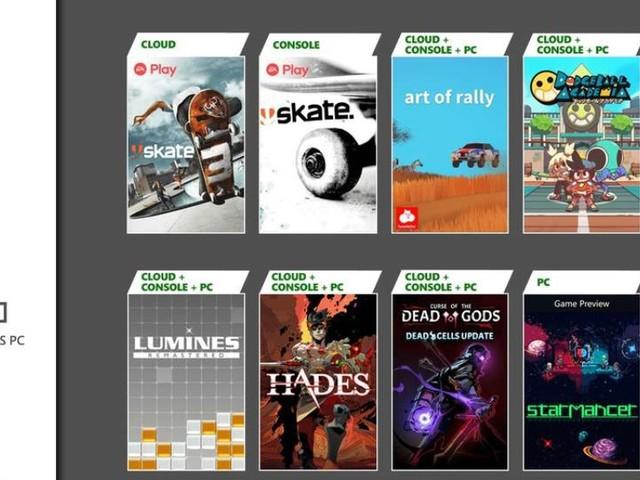 Xbox Game Pass: In der ersten August-Hälfte u.a. mit Hades, Katamari Damacy Reroll und Lumines Remastered