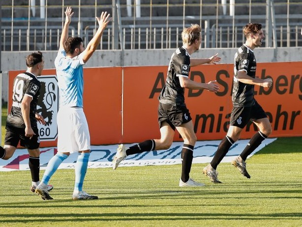 Fussball: 2:0! MSV Duisburg holt überraschenden Sieg bei 1860 München