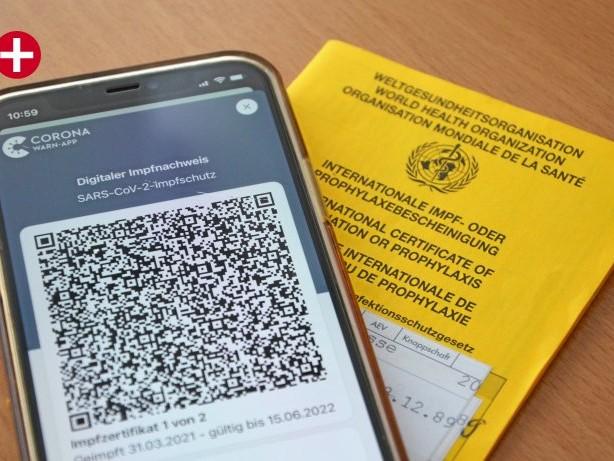 Corona: Digitaler Impfpass in Meschede mit Anlaufschwierigkeiten