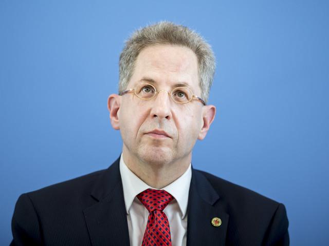 Hans-Georg Maaßen wird zu Deutschlands oberstem Verschwörungstheoretiker