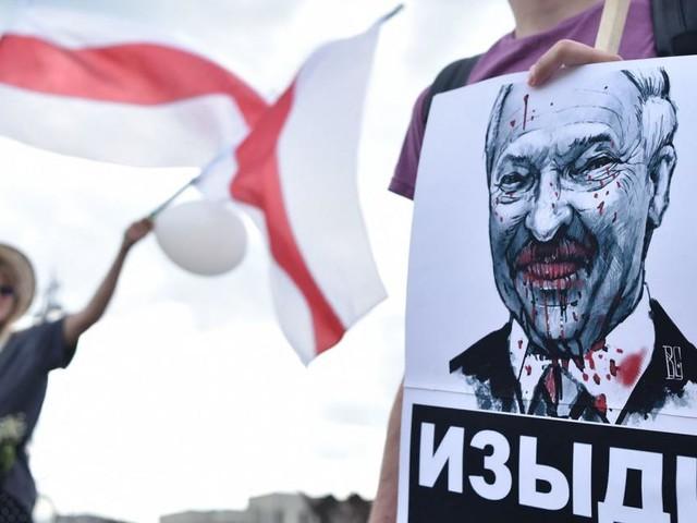 """Der Pate und sein """"Schützling"""" im weißrussischen Gulag"""