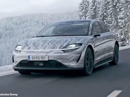 Sony Vision-S: Auto, Interieur, Concept, Magna, Elektroauto, CES, Motor, PS Neue Infos und Videos: Sony testet sein Elektroauto in Österreich