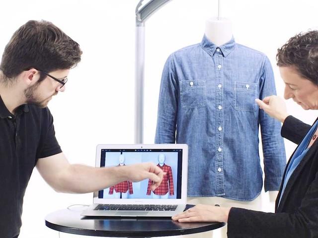 3D – den digitalen Wandel in der Modebranche ermöglichen