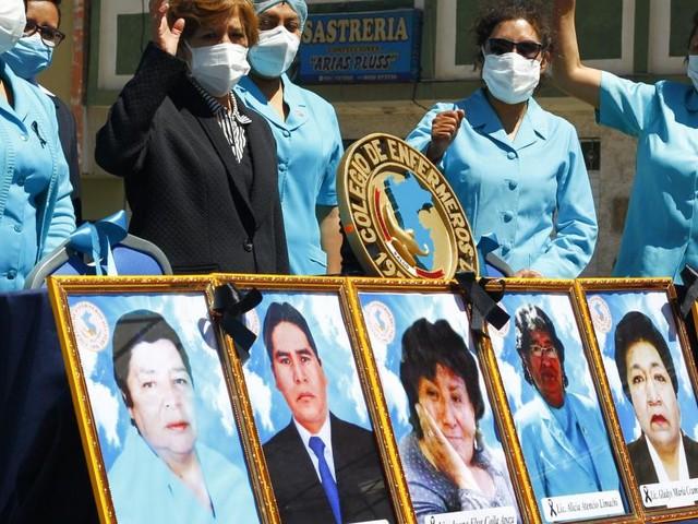 Roche bringt 15-Minuten-Schnelltest; Peru weltweit mit höchster Sterblichkeit