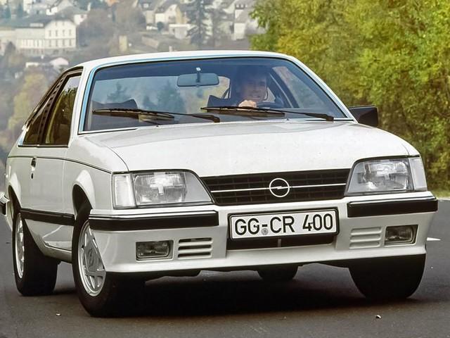 Opel Monza - als Oldtimer: Das Traumschiff