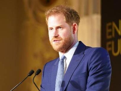 Prinz Harry bekam von Prinz Philips Tod zunächst nichts mit