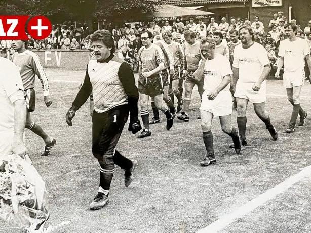Fußball: 100 Jahre SV Scherpenberg: Demnächst Gespräche mit Asberg