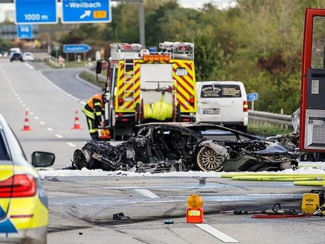 Tödlicher Lamborghini-Crash auf A66 - Verdächtige aus U-Haft entlassen - Ermittler gehen nicht mehr von illegalem Rennen aus