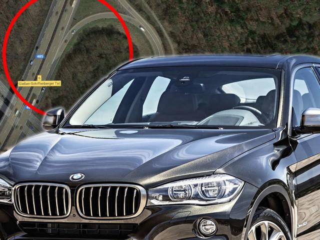 31-Jähriger in BMW X6 überschätzt sich - mit fatalen Folgen