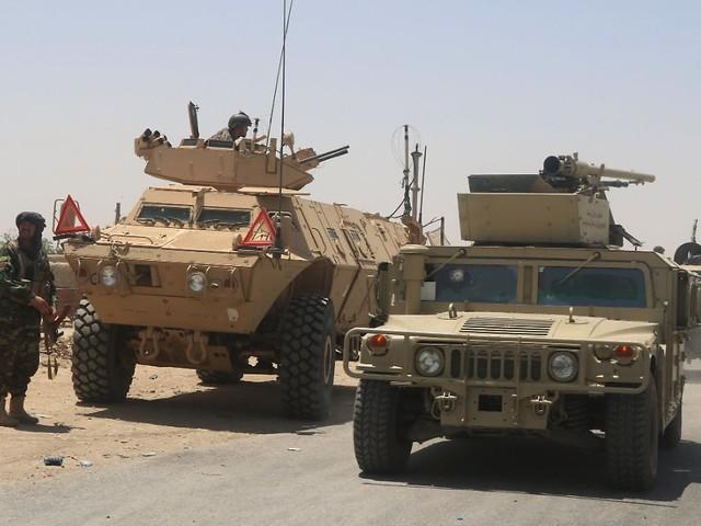 Militär zieht sich zurück: Taliban erobern sechs Bezirke in Afghanistan