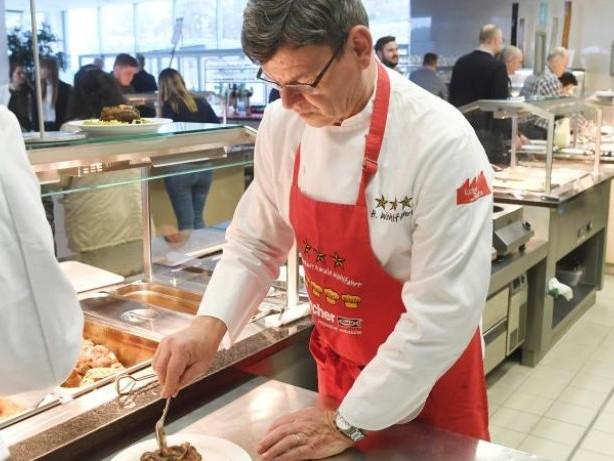 Mitarbeitermotivation: Unternehmer setzt auf mehr Qualität im Betriebsrestaurant