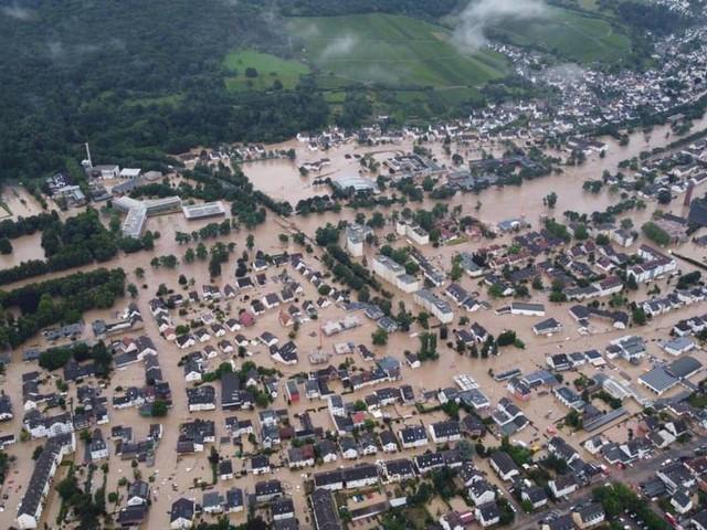 Nach Flutkatastrophe: Provinzial muss mehr als eine Milliarde Euro zahlen