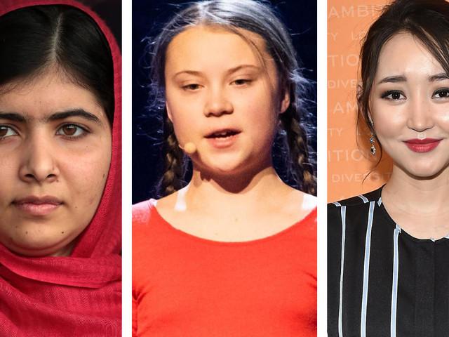 Von Greta Thunberg Bis Malala Diese Jungen Frauen Wollen Die Welt