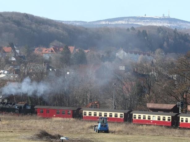 Harz: Fahrplanwechsel bei Harzer Schmalspurbahnen