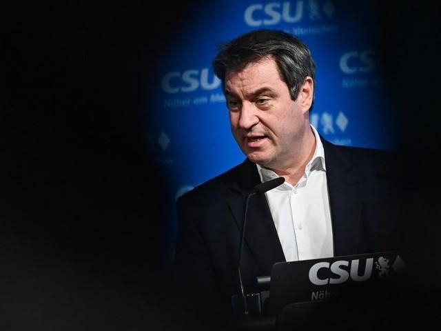 Markus Söder und die Kanzlerkandidatur: Spiel auf Zeit