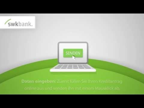 Günstiger Sofortkredit mit Sofortzusage bis 50.000 € | SWK Bank