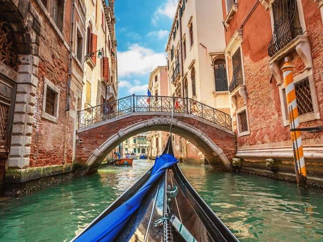 Venedig - Schönheit auf allen Kanälen!