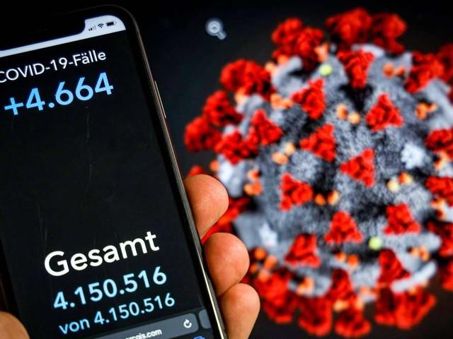 Corona-Fallzahlen für Deutschland: Das ist die Lage am Dienstag