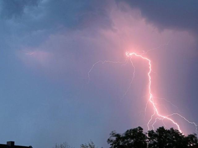 Unwetter tobte im Osten Österreichs