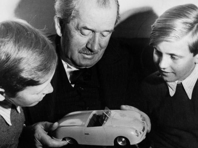 70 Jahre Porsche: Start-up aus Zuffenhausen