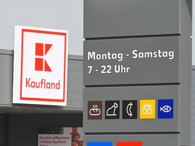 Münsterland: Kaufland-Kasse läuft bis zur Ausgangssperre