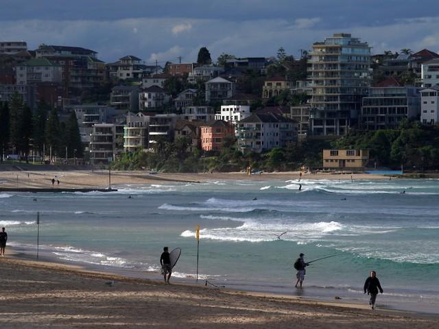 Australiens Küsten bedroht: Web-Tool zeigt fatale Klimawandel-Folgen