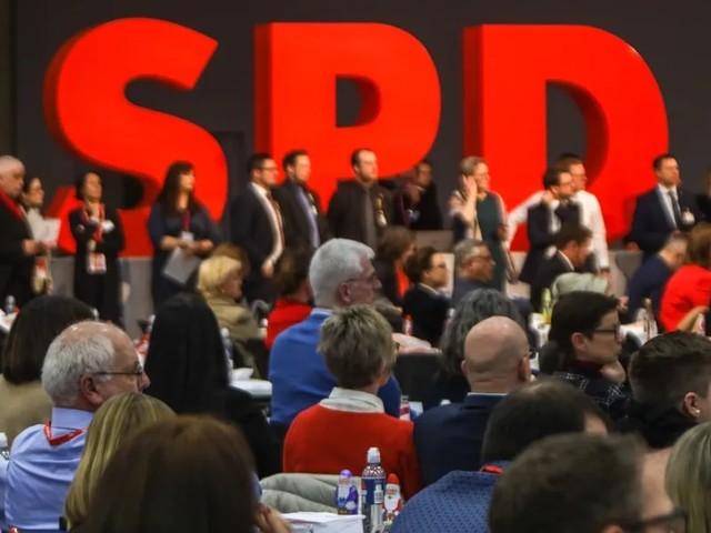 SPD-Parteitag lehnt Antrag zu Ausstieg aus großer Koalition ab