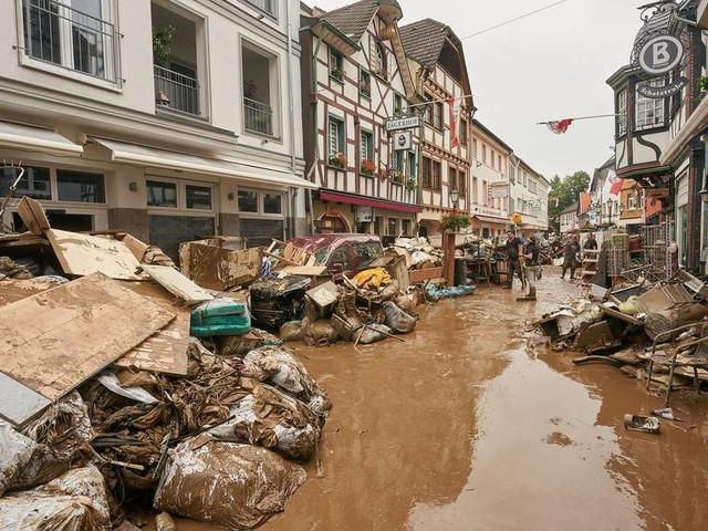 [GA+] Nach der Hochwasser-Katastrophe: Flutopfer aus dem Ahrtal sollte für Zweitwohnsitz in Bonn zahlen
